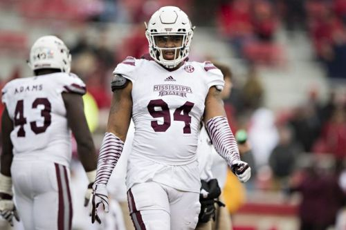 NCAA - Futures Stars - Jeffery Simmons, le dogue de Starkville
