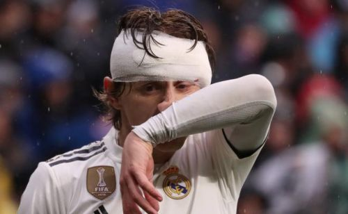 Real Madrid:  Luka Modric absent contre Gérone