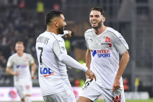 Pronostic Amiens Nantes:  Analyse, prono et cotes du match de Ligue 1