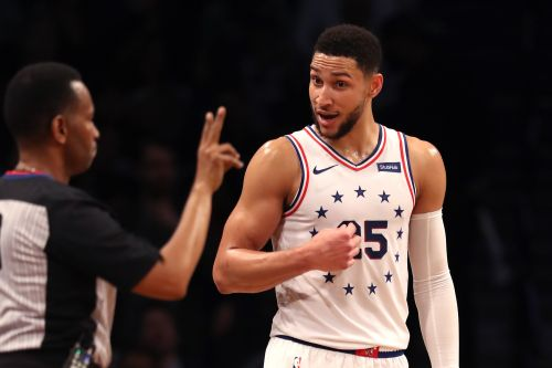 Basket - NBA - Top 5:  Ben Simmons nettoie le cercle