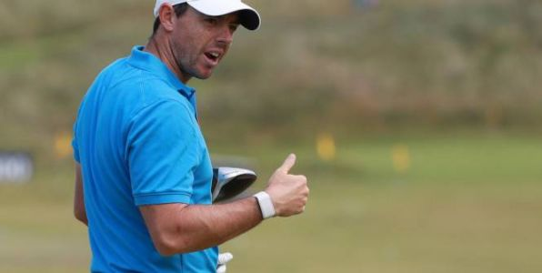 Golf - The Open - British Open:  Rory McIlroy favori des bookmakers