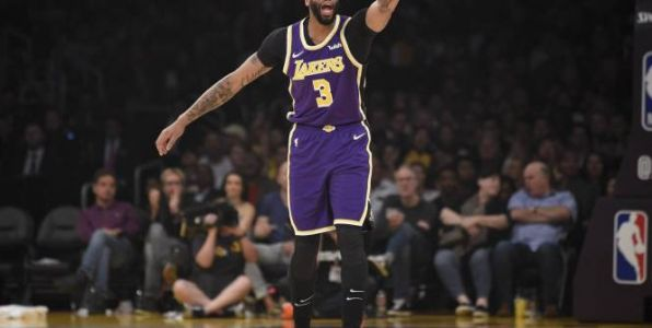 Basket - NBA - NBA : sans LeBron James, les Los Angeles Lakers cartonnent face aux Golden State Warriors
