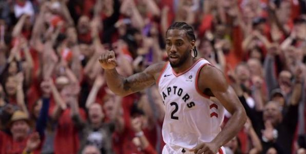 Basket - NBA - NBA:  Les Toronto Raptors rejoignent les Golden State Warriors en finale