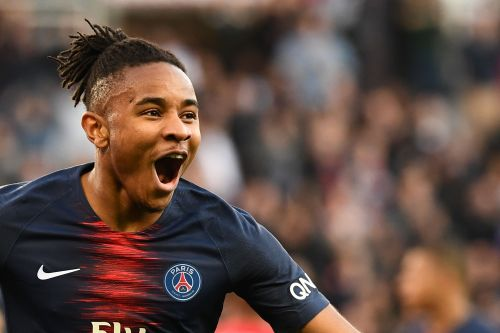 Football - Transferts - Les plus belles actions de Christopher Nkunku au PSG
