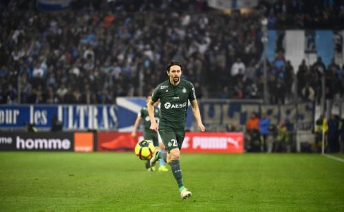 Saint-Étienne:  Neven Subotic et Yannis Salibur absents à Reims