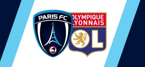 D1F - Match en retard:  PARIS FC - OL:  1-4