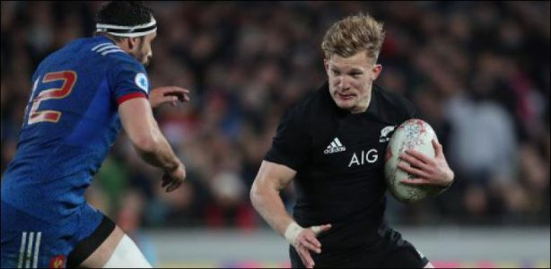 Rugby - Le All Black McKenzie privé de Coupe du monde