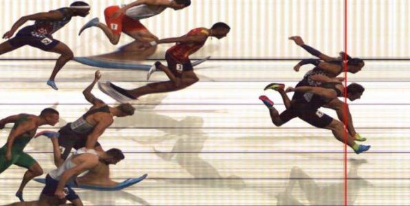 Athlé - ChE - La photo-finish du 110 m haies qui sacre Pascal Martinot-Lagarde