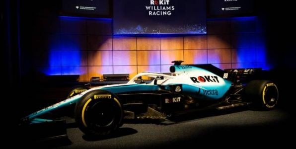 F1 - Williams - Sponsor, couleurs:  tout change chez Williams en 2019