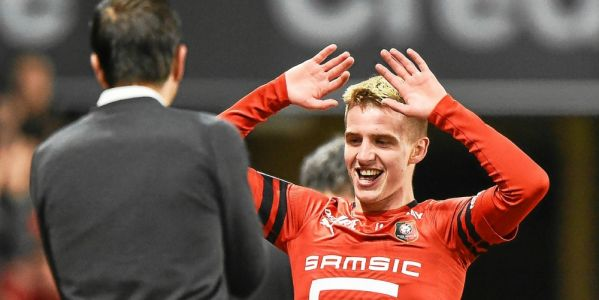 Ligue 1. Rennes bat Dijon 2-0
