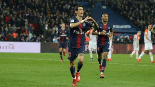 Ligue 1:  le Paris Saint-Germain s'amuse contre Montpellier !