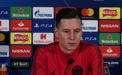 Julian Draxler avant Manchester United:  «On va tout donner»