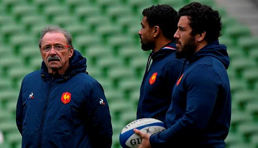 Italie - France. Fofana et Willemse titulaires
