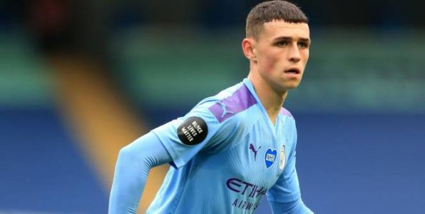 Foot - C1 - City - Composition de Manchester City : Phil Foden titulaire contre le Real Madrid