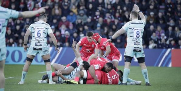 Rugby - Top 14 - ST - Top 14:  Charlie Faumuina absent pendant six semaines