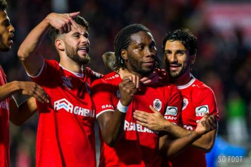 Pronostic Anvers Charleroi:  Analyse, prono et cotes du barrage de Jupiler League