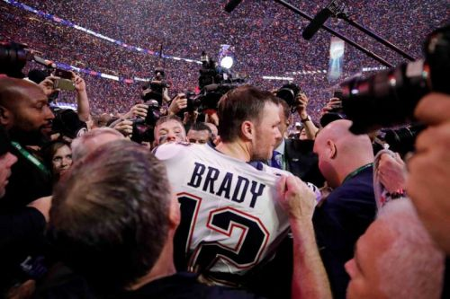 Top 50 - n°11:  Tom Brady, star-système
