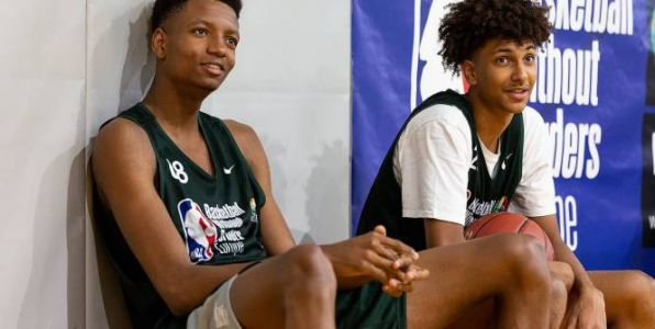 Basket - NBA - «Basketball without Borders»:  «Ce camp nous sert à tester la concurrence»