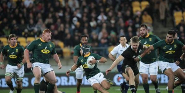 Rugby - R. Championship - AFS - Cheslin Kolbe incertain pour le match contre les All Blacks, samedi