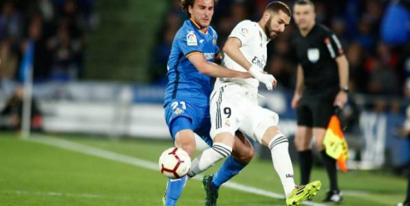 Foot - ESP - Liga : le Real Madrid neutralisé par Getafe
