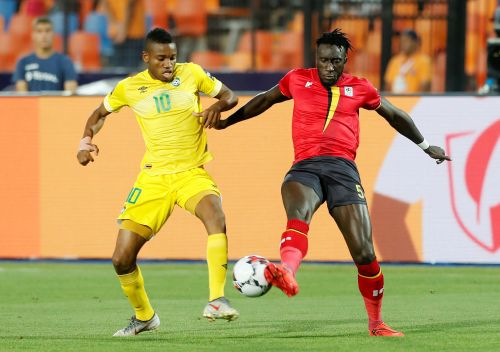 Football - CAN - CAN 2019:  Ouganda-Zimbabwe en direct