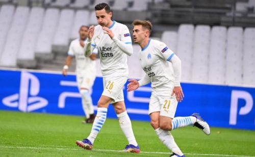 Ligue des champions:  Les notes de Marseille-Olympiakos