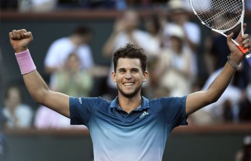 Indian Wells: Et tapant Federer en finale, Thiem remporte le tournoi le plus important de sa carrière
