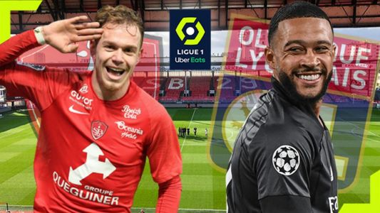 Brest - OL:  les compositions probables