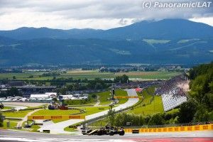 F1 - Le Red Bull Ring offre plusieurs défis