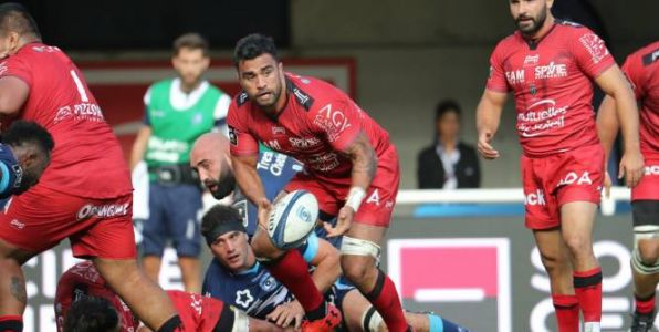 Rugby - Top 14 - RCT - Liam Messam suspendu quatre semaines