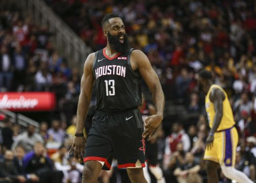 Basket - NBA - San Antonio s'amuse contre les Clippers, James Harden en fusion