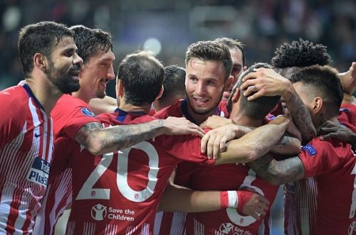 Supercoupe d'Europe - Après prolongations, l'Atlético s'adjuge le derby madrilène (4-2)