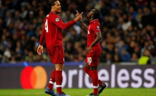 Ligue des champions:  les notes de Porto-Liverpool