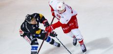 Hockey - National League: Duel entre les Lions et les Dragons