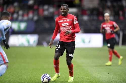 Football - Ligue 1 - Ligue 1: Guingamp-Angers en direct