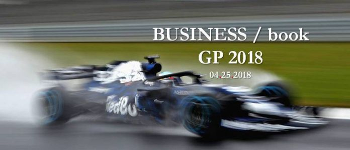 Le Business Book GP 2018 est disponible !
