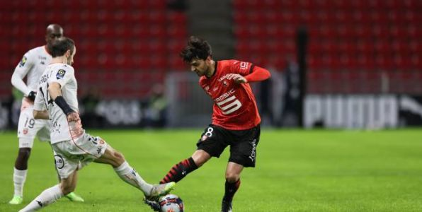 Football - Ligue 1 - Andy Delort et Mihailo Ristic absents contre Rennes