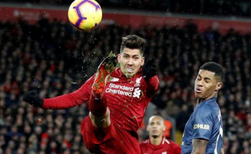 Les notes de Liverpool - Manchester United, avec un excellent Firmino et un Mané brillant