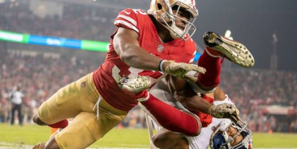 Foot US - NFL - Les New York Giants gagnent enfin, à San Francisco