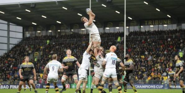 Rugby - Angleterre - Angleterre: Launchbury blessé à un genou, indisponible 12 semaines