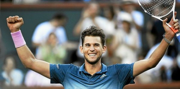 Indian Wells. Thiem entre dans la cour des grands