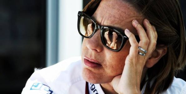 F1 - Williams - Claire Williams, sur les mésaventures de son écurie de Formule 1:  «Une période horrible»