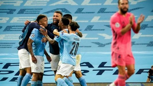 Manchester City - Real Madrid:  les notes du match