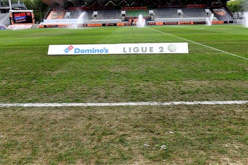 L2. Lorient - Grenoble. au Moustoir ?