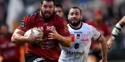 Le RCT s'incline mais a fait le spectacle à Lyon (42-33)