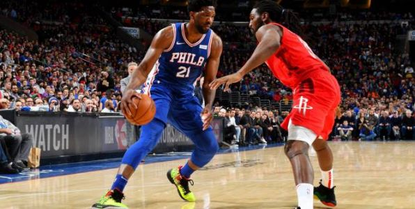 Basket - NBA - NBA:  Philadelphie surclasse Houston et James Harden