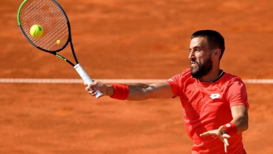 Tennis: le Covid-19 s'invite en qualifications de Roland-Garros