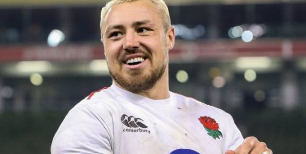 Rugby - Tournoi - ANG - Tournoi des Six Nations:  Jack Nowell titulaire avec l'Angleterre