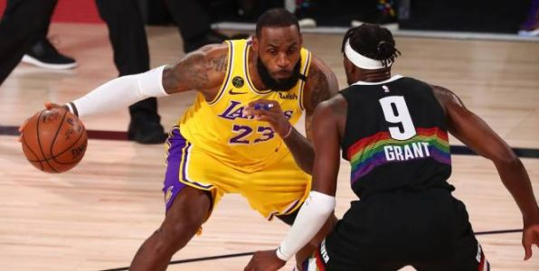 Basket - NBA - Les Los Angeles Lakers battent Denver et se rapprochent de la finale