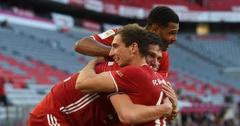 Football - Supercoupe d'Europe:  le Bayern bat Séville 2-1 après prolongations